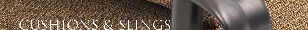 Cushions & Slings
