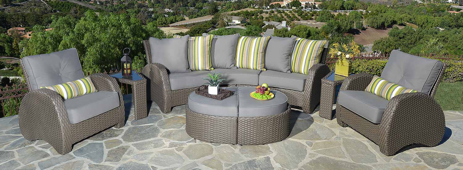Pacific Patio Furniture Chicpeastudio
